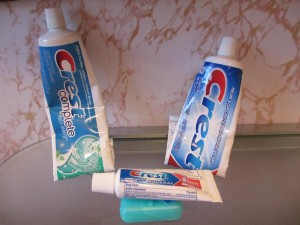 Baby Toothpaste